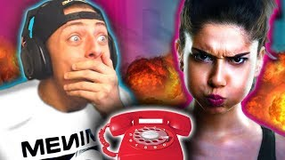 Fans PRANK CALL Moms on Xbox Live! *WHEEZING REACTIONS* | Best In Class