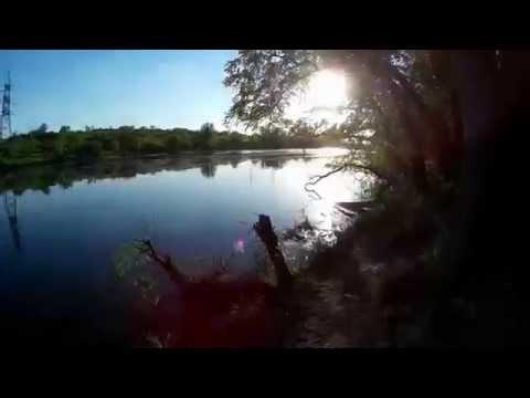 Ловля карася. Рыбалка на карася - видео