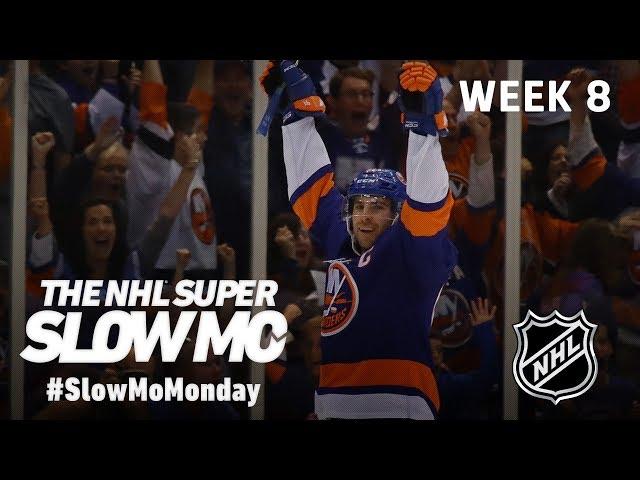 Super Slow Mo: Week 8