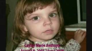 Caylee Anthony RIP