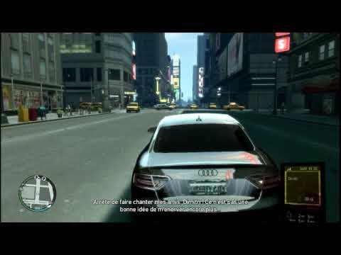 Modification de GTA IV