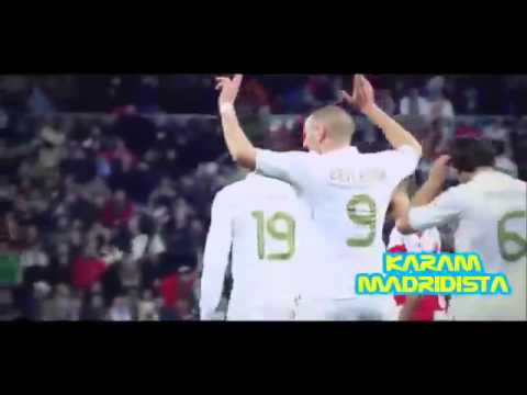 Habibi Madridi (arabic song) Real Madrid