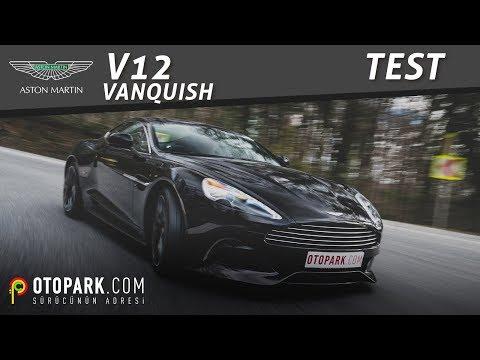 Aston Martin V12 Vanquish | TEST