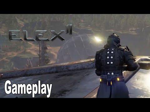Elex II - Gameplay Demo [HD 1080P]