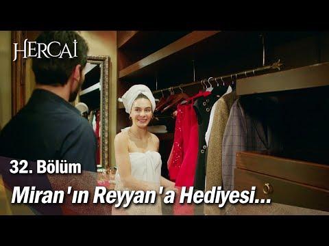 Miran'ın Reyyan'a Hediyesi... - Hercai 32. Bölüm