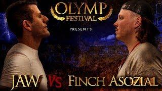 OLYMP Festival 01/2018 | JAW vs Finch Asozial