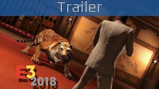 Yakuza Kiwami 2 - E3 2018 Trailer [HD 1080P]