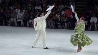 Asia 2015. Ana Paula Chavez y Piero Gongora, Campeones Mundiales de Marinera 2015-Junior