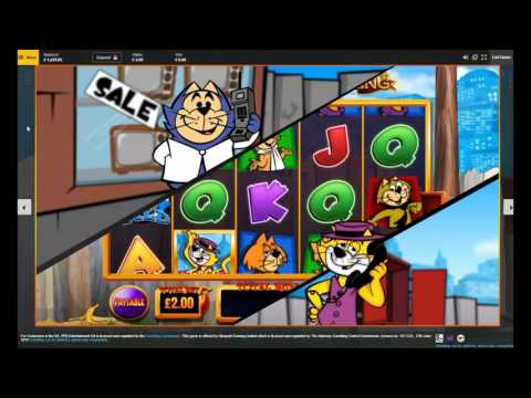 Online Slot Bonuses with The Bandit - Boulder Bucks, Top Cat and More