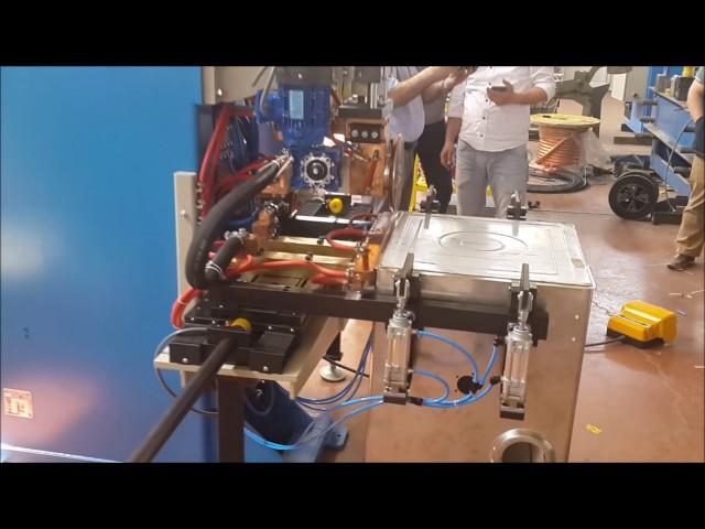 Sağlam Makina - İşe Özel Bulaşık Makinesi Dikiş Kaynak Makinesi