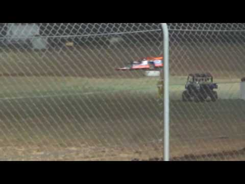 Ark La Tex Speedway the pelican 50 Latemodel A feature part 6 3/17/17