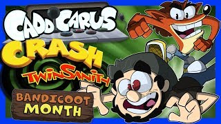 Crash Twinsanity - Caddicarus