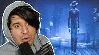 NAJVIŠI ČOVJEK NA SVIJETU ME ZELI UHVATITI !!! LIttle Nightmares 2 #4