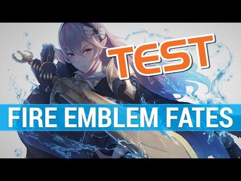 Generate TEST Fire Emblem Fates : La bombe 3DS en deux versions - GAMEPLAY Pics