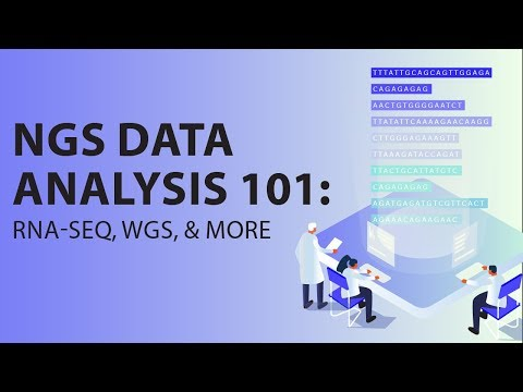 NGS Data Analysis 101: RNA-Seq, WGS, And More - #ResearchersAtWork Webinar Series