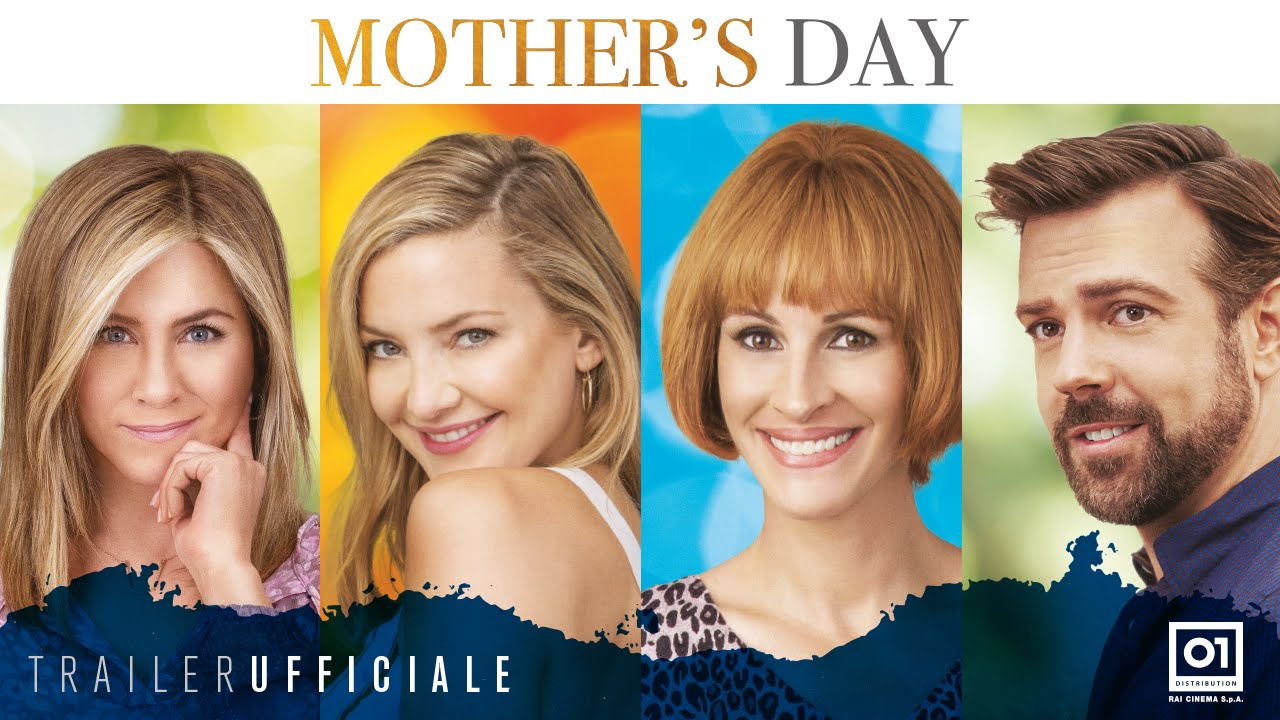 Download MOTHER'S DAY (2016) di Garry Marshall - Trailer Ufficiale ITA HD