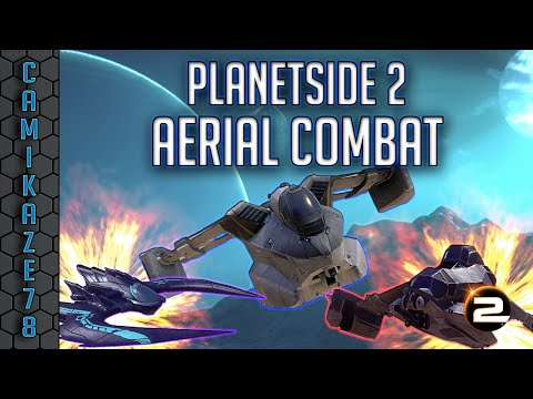 Introduction to Aerial Combat | Planetside 2