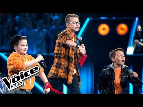 "Kolbusz, Szymański, Woźnicki - ""Can We Dance"" - Bitwy - The Voice Kids Poland 2"