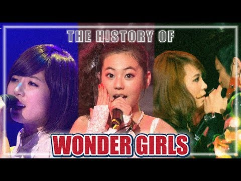 WONDER GIRLS SPECIAL★Since 'IRONY' To 'WHY SO LONELY'★(1h14m Stage Compilation)