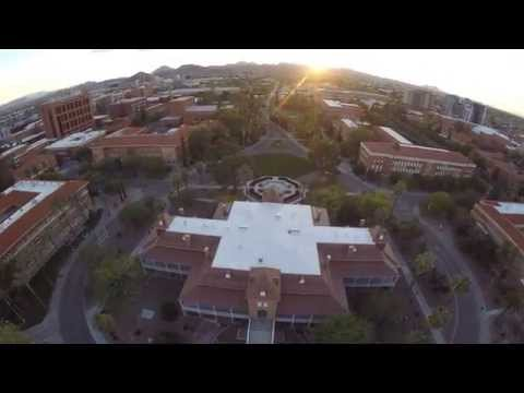 University of Arizona Campus