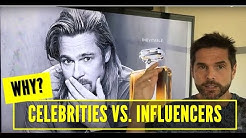 Marketing Tips: Skip the Celebrity - Use Influencers Instead