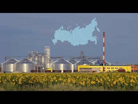 Новые заводы России. Октябрь 2018