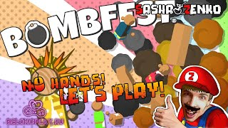 BOMBFEST Gameplay (Chin & Mouse Only)