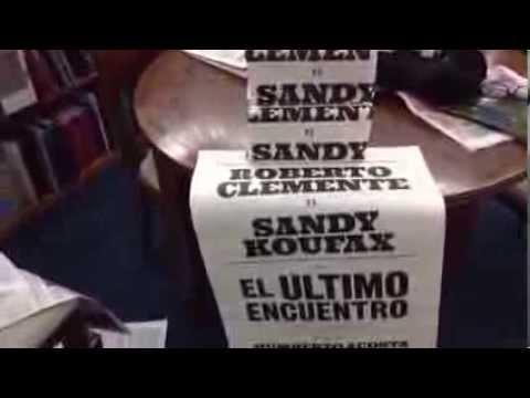Sandy Koufax vs Roberto Clemente El Último Encuentro