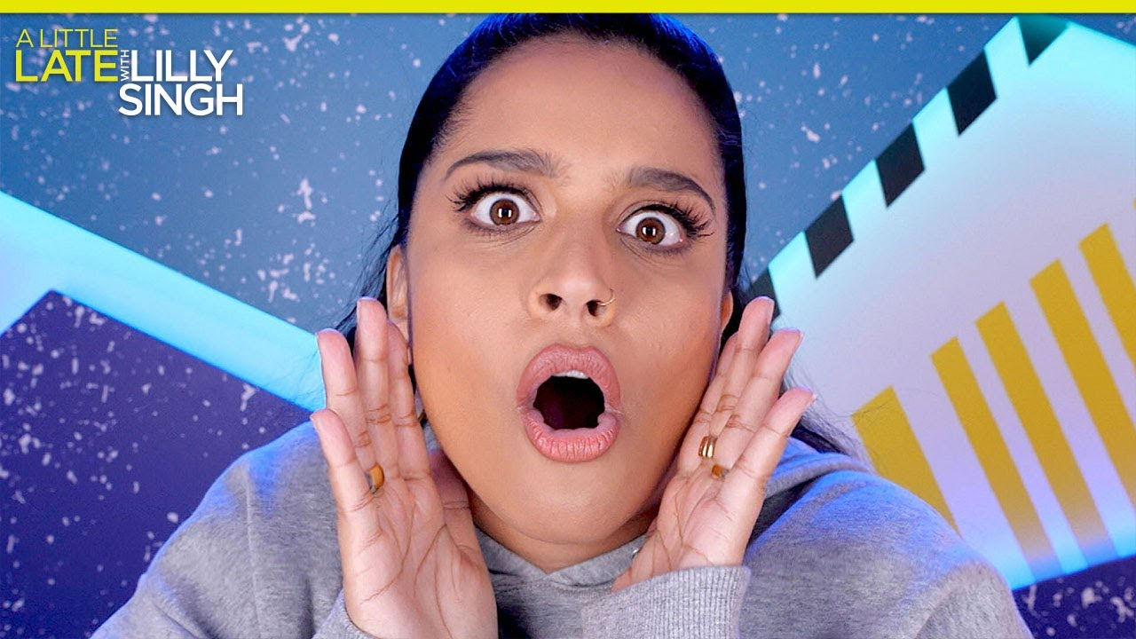Let's Celebrate Adulting Instead of Babies and Weddings   A Little Late with Lilly Singh