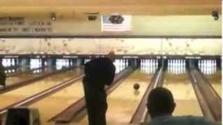 81 Year Old Man Bowls a 300 game