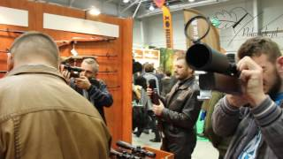 Wizyta na stoisku Incorsy - Hubertus Expo 2017