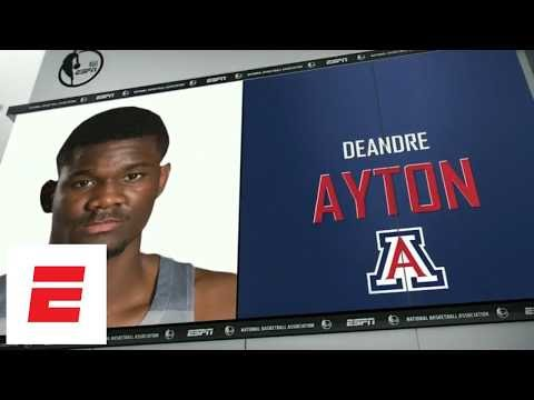 Breaking down the strengths and weaknesses of possible Suns No. 1 overall pick Deandre Ayton   ESPN