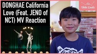 Download DONGHAE 동해 California Love Feat. JENO of NCT MV Reaction | Little Cassie