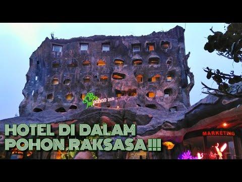 Review Hotel | POHON INN HOTEL | BATU SECRET ZOO | SARAPAN BARENG SINGA!!!
