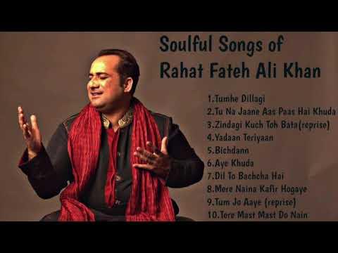 Soulful Sufi Songs of Rahat Fateh Ali Khan    Jukebox List    BEST OF RAHAT FATEH ALI KHAN SONGS