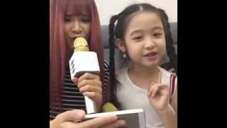 Anh Cu Di Di (Cover) - Khoi My Ft. Be Bao Ngoc Ft. Ban cua Khoi My (Facebook Live Stream) (14/08/16)