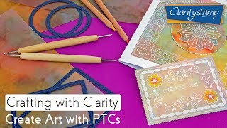 Groovi How To - Create Art with PTCs