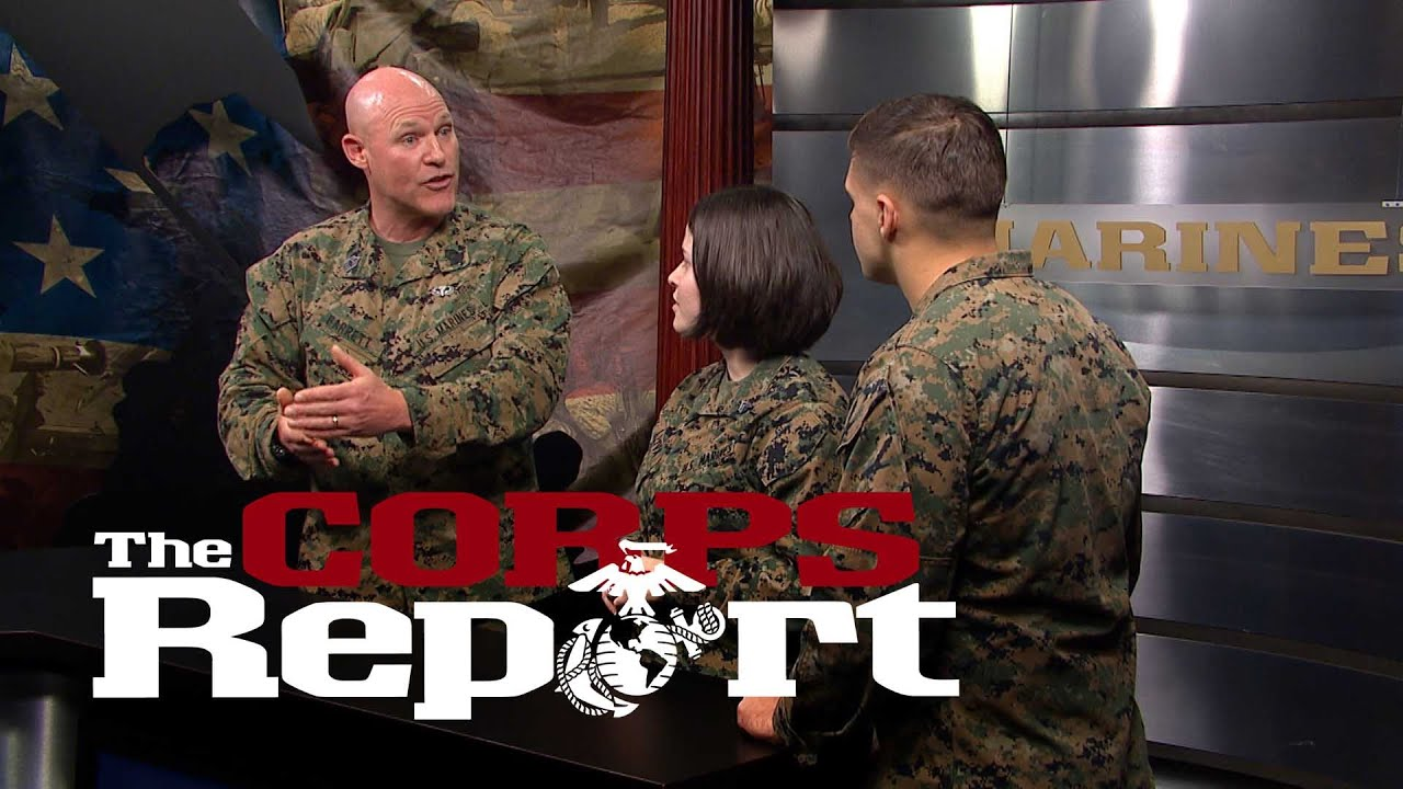 Sgt. Maj. Barrett Hosts, Discusses PME & Promotion Changes (The Corps Report Ep. 45)