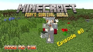 Minecraft Survival - How to Explore My Survival World [8]