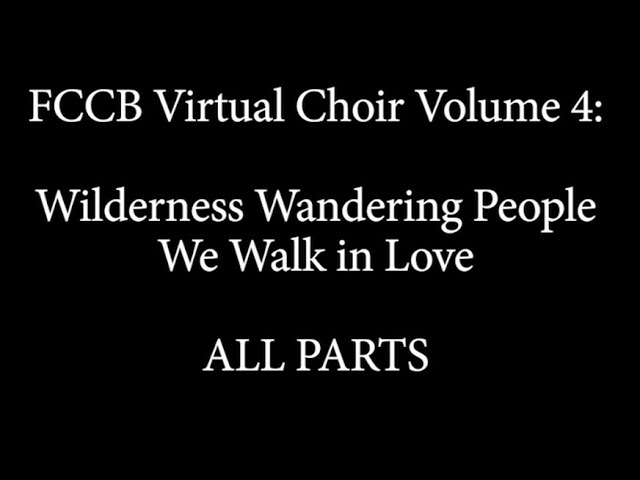 Virtual Choir 4 Singalong (all parts)