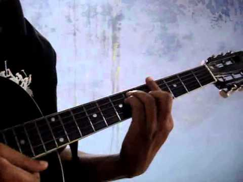 learn kabhi na kabhi to miloge guitar chords - YouTube