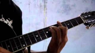 learn kabhi na kabhi to miloge guitar chords