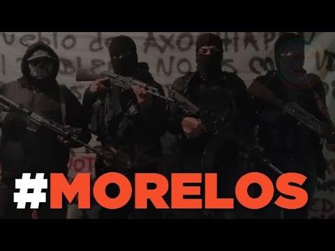 CJNG Anuncia Su Llegada A  Axochiapan #Morelos