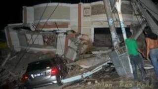 Earthquake   2009 - Misteri  Gempa bumi Padang Sumatera Indonesia, Mengunci Lidah Ganyang MALAYSIA