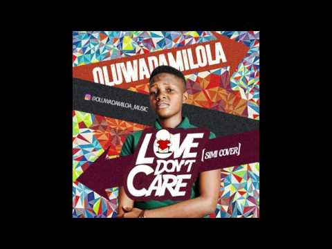 Oluwadamilola – Love Don't Care (Simi Cover)
