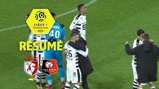 LOSC - Stade Rennais FC (1-2)  - Résumé - (LOSC - SRFC) / 2017-18