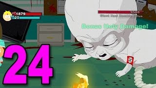 South Park: The Stick of Truth Walkthrough - Part 24 - Kardashian Baby (Xbox 360 Gameplay)