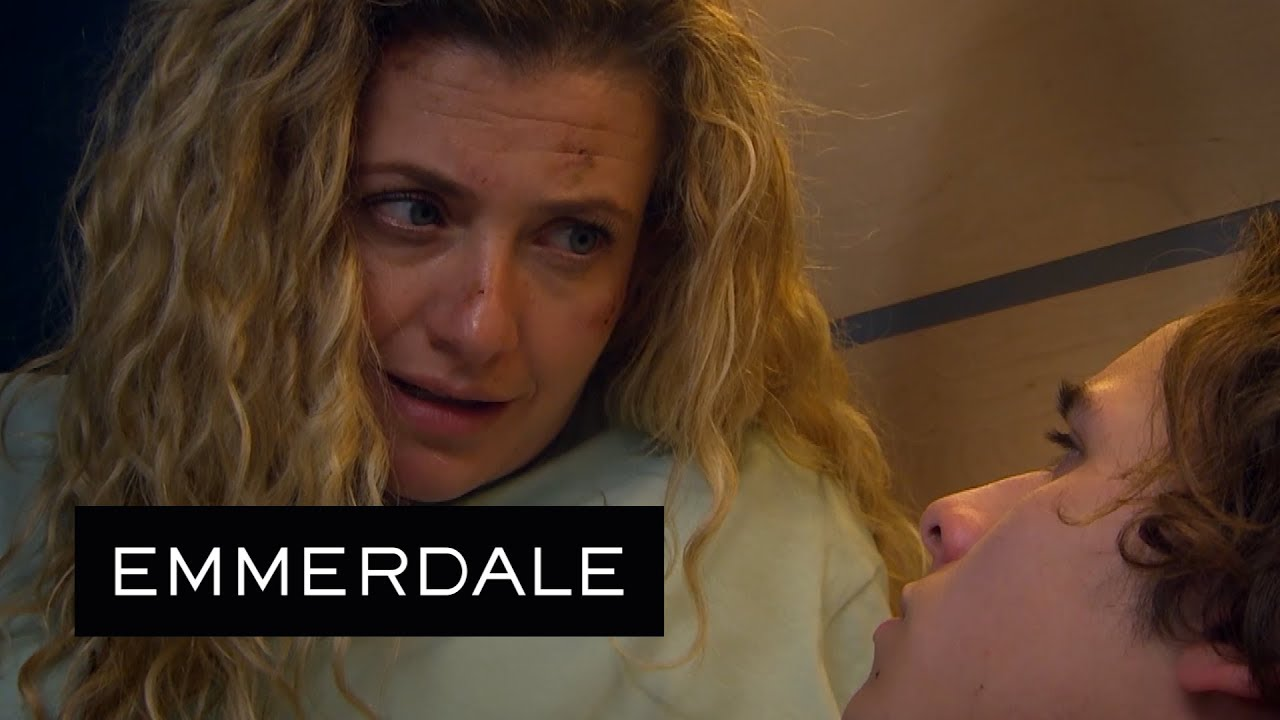 Download Emmerdale - Maya and Jacob Get Their Story Ready for the Police