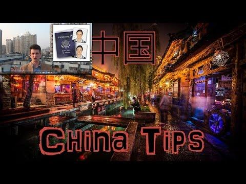 China Tips - China Visa How To