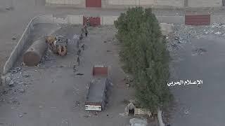 Йемен хуситы подорвали 20 солдат ,Жесть
